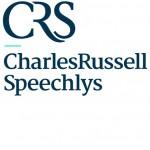 Charles Russel Speechlys logo November 2014 vertical small